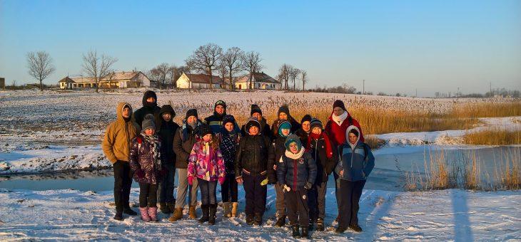 Csantavéri téli tábor